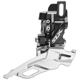 Shimano SLX FD-M7005 Forskifter Direct Mount høj 3x10 Down Swing sort